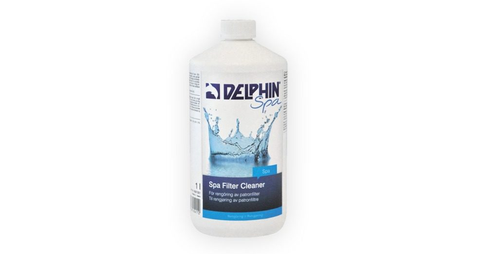 Spa Filter Cleaner - Dalaspa