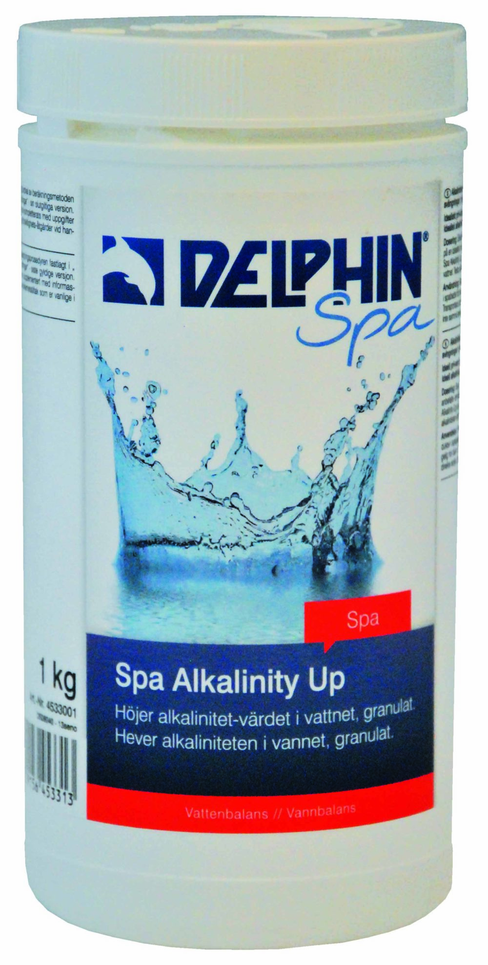 DELPHIN Alkalinity - Dalaspa