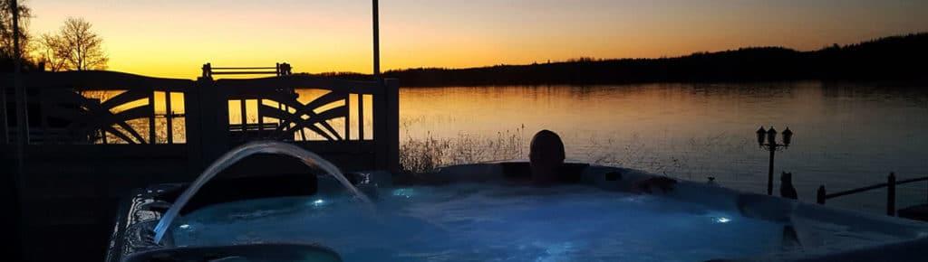 Helt nya Spabad utomhus - dalaspa.se har allt du behöver till ditt eget PM-26