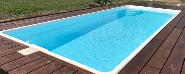 Swimming pool Dalarna